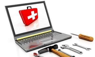 Почистить ноутбук от мусора и ненужных программ.